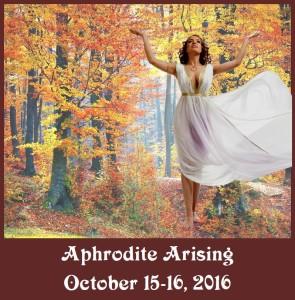 Aphrodite Arising Square Image