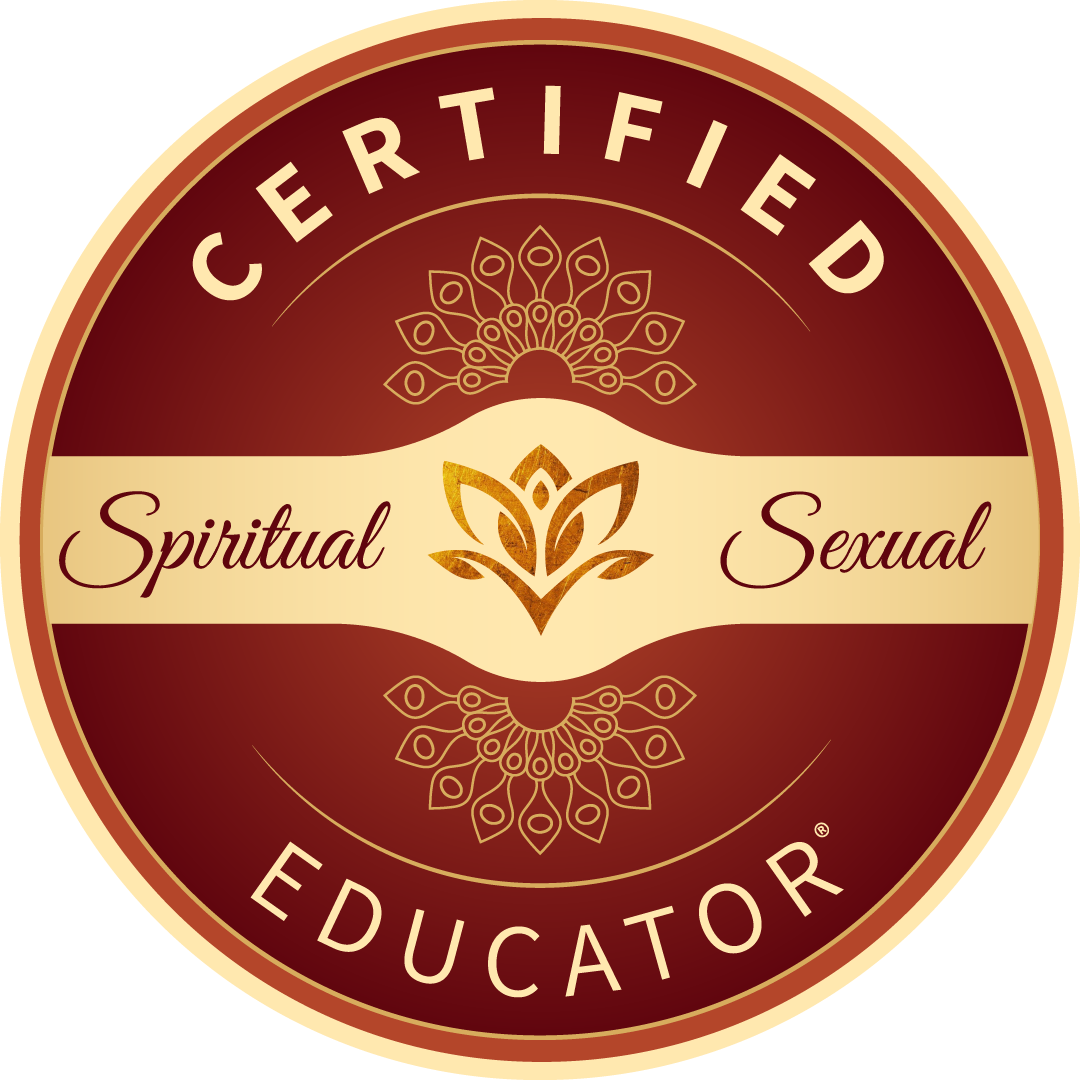 Certified Spiritual Sexual Educator Seal
