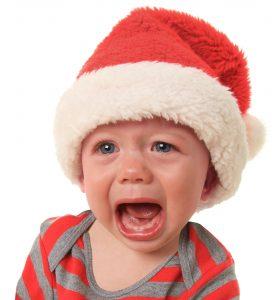 A Proper Christmas Tantrum | Amrita Grace